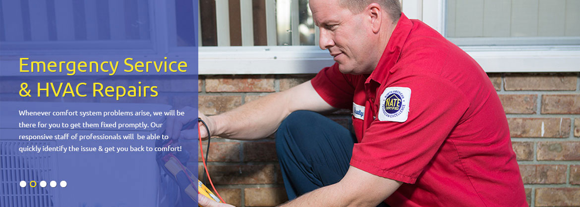 Emergency Service and HVAC Repair